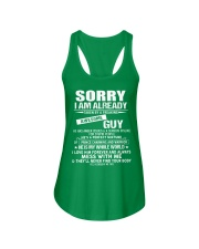 The perfect gift for your girlfriend - A00 Ladies Flowy Tank thumbnail