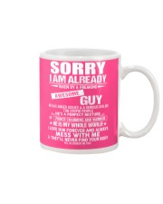 The perfect gift for your girlfriend - A00 Mug thumbnail