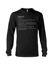 Perfect gift for your daughter - T0 Long Sleeve Tee thumbnail