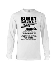 Gift for Boyfriend - fiancee -TINH07 Long Sleeve Tee thumbnail