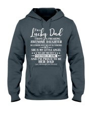 Perfect gift for Daddy - 00- black Hooded Sweatshirt thumbnail