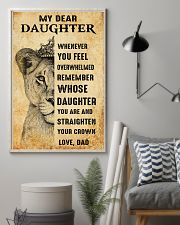 Special gift for daughter - C 239 11x17 Poster lifestyle-poster-1