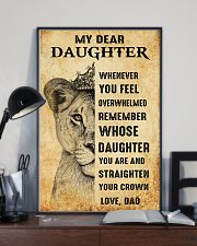 Special gift for daughter - C 239 11x17 Poster lifestyle-poster-2