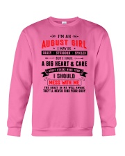 AUGUST GIRL Crewneck Sweatshirt thumbnail