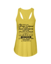 Special gift  for girlfriend - C00 Ladies Flowy Tank thumbnail