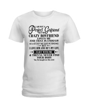 Special gift  for girlfriend - C00 Ladies T-Shirt front
