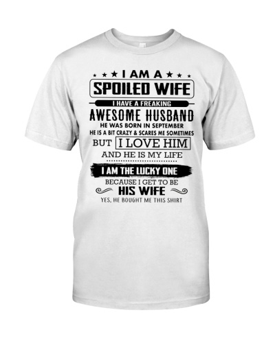 PERFECT GIFT FOR YOUR WIFE - K9