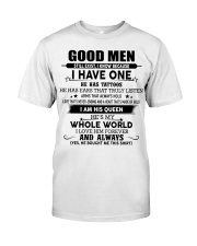 Perfect gift for your loved one - Tattoo Classic T-Shirt thumbnail