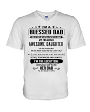 Special gift for Father- nok05 V-Neck T-Shirt thumbnail