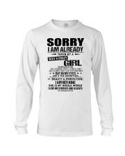 Gift for Boyfriend - TINH06 Long Sleeve Tee thumbnail