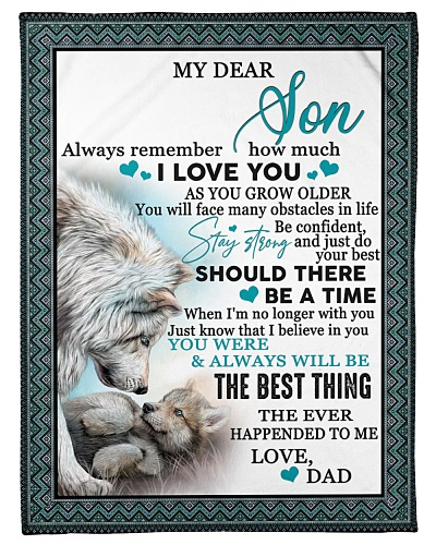 To my son never you always will be the best thing