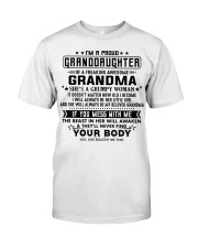 Special gifts for granddaughter AH00 Classic T-Shirt thumbnail
