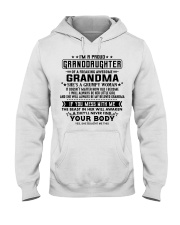 Special gifts for granddaughter AH00 Hooded Sweatshirt thumbnail