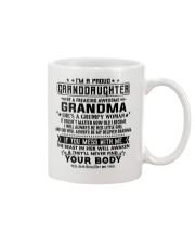 Special gifts for granddaughter AH00 Mug thumbnail