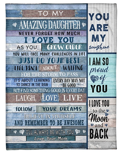 Special canvas for daughter - C 328