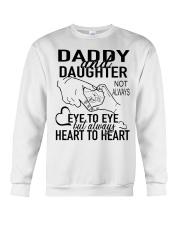DADDY AND DAUGHTER AH79 Crewneck Sweatshirt thumbnail