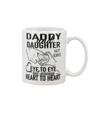 DADDY AND DAUGHTER AH79 Mug thumbnail