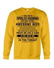 Gift for husband T0 Crewneck Sweatshirt thumbnail