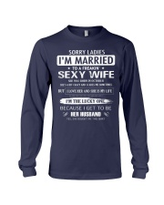 Sorry ladies - I'm married - OCTOBER Long Sleeve Tee thumbnail