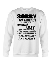 Perfect Gift for girlfriend S-0  Crewneck Sweatshirt thumbnail