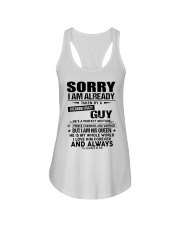 Perfect Gift for girlfriend S-0  Ladies Flowy Tank thumbnail