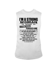 Strong woman - T0 Sleeveless Tee thumbnail