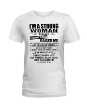 Strong woman - T0 Ladies T-Shirt thumbnail