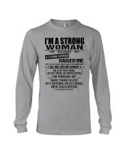 Strong woman - T0 Long Sleeve Tee thumbnail