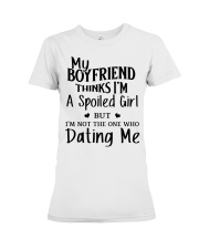 My Boyfriend Premium Fit Ladies Tee thumbnail