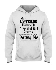My Boyfriend Hooded Sweatshirt thumbnail