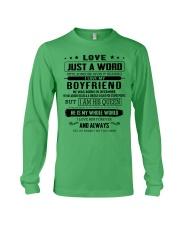 LOVE- BOYFRIEND- H12 Long Sleeve Tee thumbnail