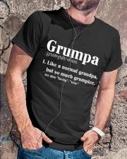 Grumpa T0 Classic T-Shirt lifestyle-mens-crewneck-front-4