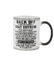 Gift for girlfriend T01 January T3-180 Color Changing Mug thumbnail