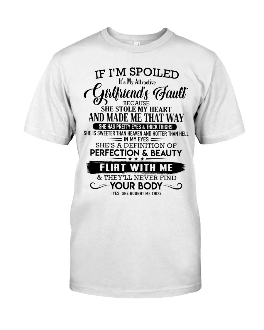 Gift for boyfriend T0 T3-178 Classic T-Shirt