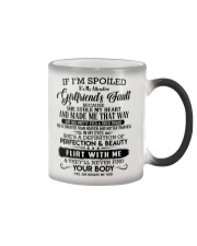 Gift for boyfriend T0 T3-178 Color Changing Mug thumbnail