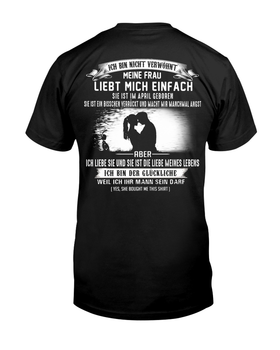 LIMITIERTE AUFLAGE - 4 Classic T-Shirt