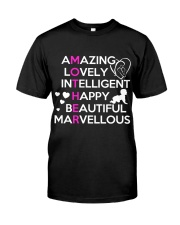 Perfect Gift For Your Mom Premium Fit Mens Tee thumbnail