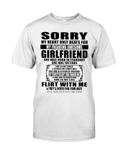 Perfect gift for your loved one AH02 Classic T-Shirt thumbnail