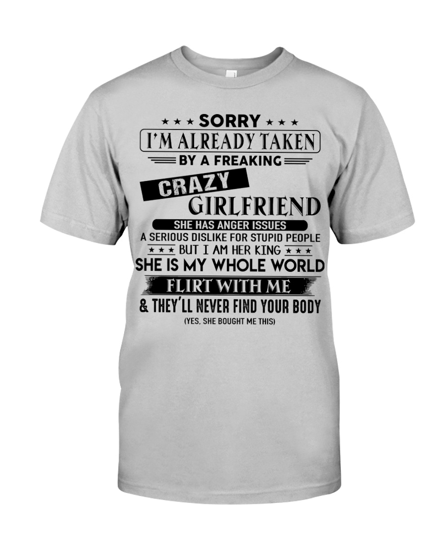 The perfect gift for BOYFRIEND Classic T-Shirt