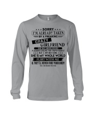 The perfect gift for BOYFRIEND Long Sleeve Tee thumbnail