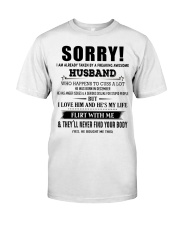 The perfect gift for your WIFE - TINH12 Classic T-Shirt thumbnail