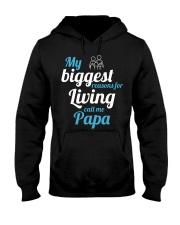 My Biggest Reasons For Living Call Me Papa Hooded Sweatshirt thumbnail