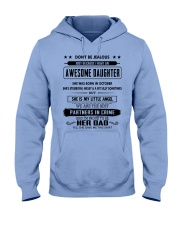 Perfect gifts for Father - October Hooded Sweatshirt thumbnail