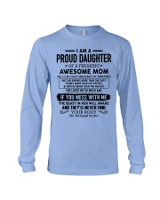 Perfect gift for daughter S-0 Long Sleeve Tee thumbnail