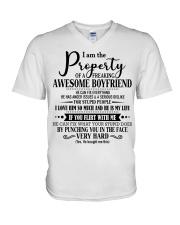 PERFECT GIFT FOR YOUR GIRLFRIEND-NOK-00 V-Neck T-Shirt thumbnail