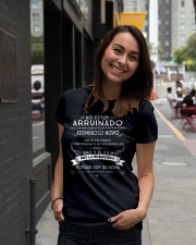 EDICION LIMITADA - SPAIN 1 Premium Fit Ladies Tee lifestyle-women-crewneck-front-5