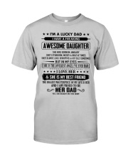 The perfect gift for Dad - D1 Classic T-Shirt front