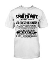 Perfect gift for Wife AH00up1 Classic T-Shirt thumbnail