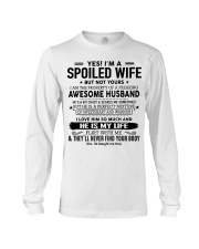 Perfect gift for Wife AH00up1 Long Sleeve Tee thumbnail