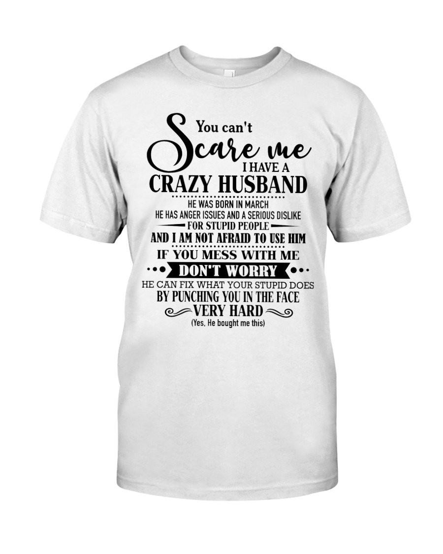 PERFECT GIFT FOR YOUR WIFE-NOK-03 Classic T-Shirt